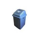 Контейнер для мусора AF07310 25L (квадратный, 25л)