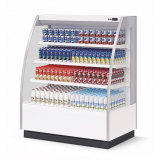 Горка холодильная IKAR Plug-In VV 125 9005М
