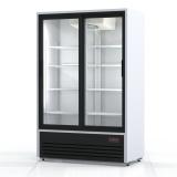 Шкаф холодильный среднетемпературный серии ШСУП1ТУ-1,12 К (В, -6…+6) К, эл-мех. замок