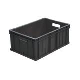Ящик для колбасно- мясной продукции серии 200 модель 204 черный