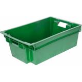 Ящик для колбасно- мясной продукции серии 200 модель 206 зеленый
