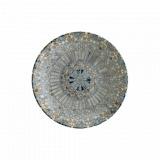 Bonna LUCA MOSAIC Тарелка плоская S-MT-LUCMZ BLM 23 CK (23 см, 1000 мл)
