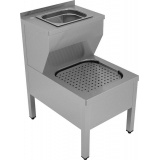 Ванна моповая Gastrolux ВМ1/РН-057/S