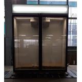 Шкаф холодильный Aria A1400МS с лайтбоксом