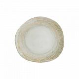 Bonna Patera Envisio VAO Тарелка плоская PTR VAO 15 DZ (15 см, ванильный цвет)