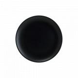 Bonna NOTTE Тарелка плоская NOT GRM 25 DZ (25 см, матовый черный)