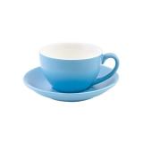 Чашка Cappuccino 280мл (блюдце 15см), BEVANDE цвет Breeze 978458