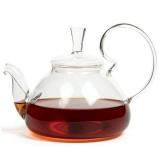 "Чайник ""Клюква"" 0,60л, жаропрочное стекло 05032-1"