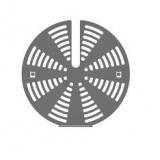 Комплект для уменьшения скорости потока вентилятора для печей Alfa43