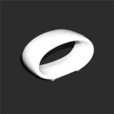 Кольцо для салфеток ф.Классический