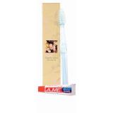 Зубной набор в картоне (зб. щётка + зубная паста Сплат в тюбике 5 г.)