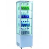 Холодильный шкаф витринного типа GASTRORAG RT-235W