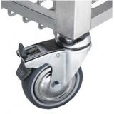 Комплект колес для подставки под печи (4 шт.)