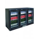 Холодильный шкаф витринного типа GASTRORAG SC315G.A