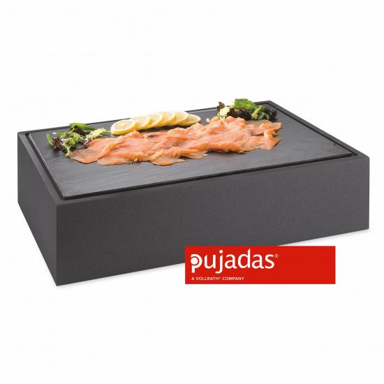M.Pujadas, S.A. Выставочный поднос 904.160 (в комлекте гастроемкость, меламин.доска) - 1