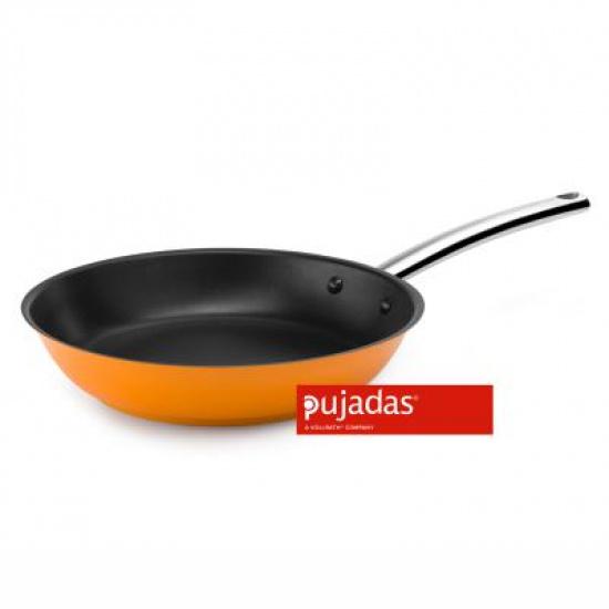 M.Pujadas, S.A. Сковорода P490.228A (антипригарная, d28, желтая) - 1