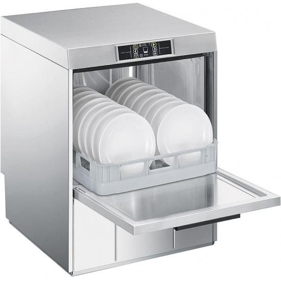 Машина посудомоечная т.м. SMEG, модель UD520DS (эл пан.уп., доз.моющ. и оп.ср., HTR, помпа, водоум.) - 1