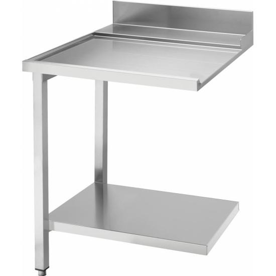 Стол приставной WTX5700L для посудомоечной машины т.м. SMEG, серии HTY - 1