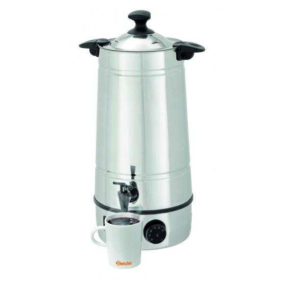 Диспенсер-кипятильник для глинтвейна 7 л bartscher 200065 - 1