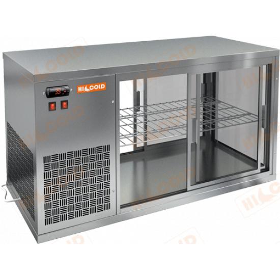 Vrl t 900 l настольная холодильная витрина - 1