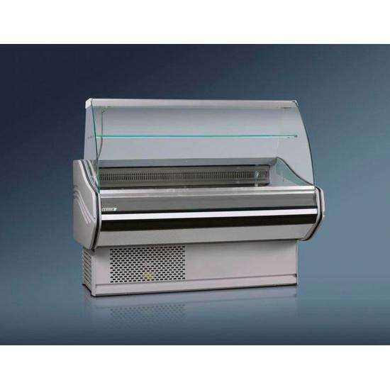 Холодильная витрина ариэль ву 3-150-02 с полкой (вынос, без боковин) - 1