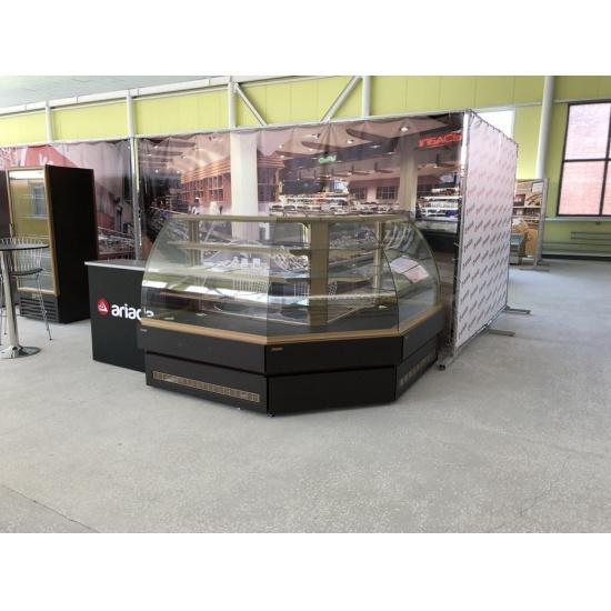 Кондитерская витрина жасмин вс 25-125-02 (выносной холод) - 1