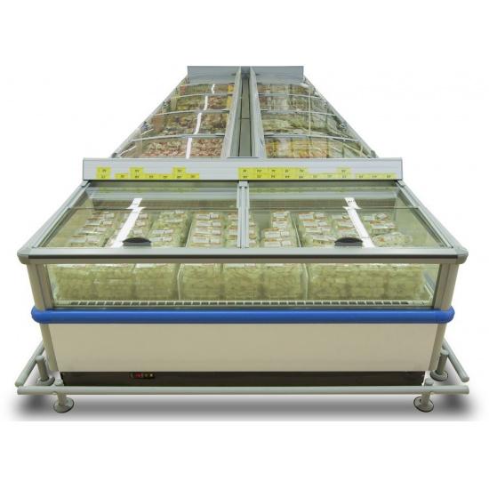 Морозильная бонета антей вн 27-180 (торец) - 1