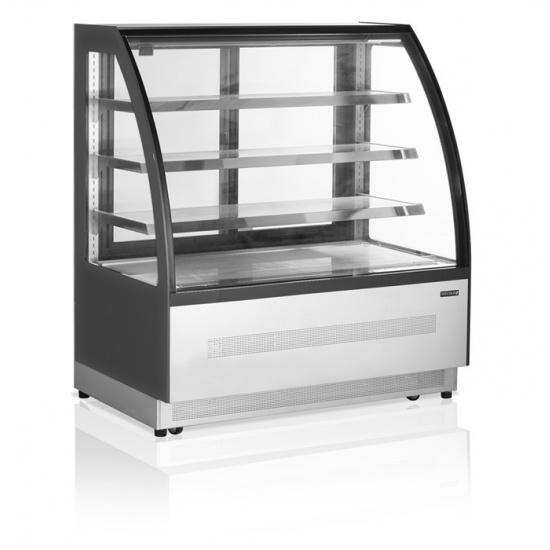 Витрина холодильная lpd1200c-p/grey - 1