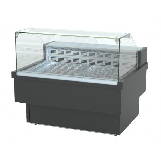 Холодильное оборудование со встроенным агрегатом заказать