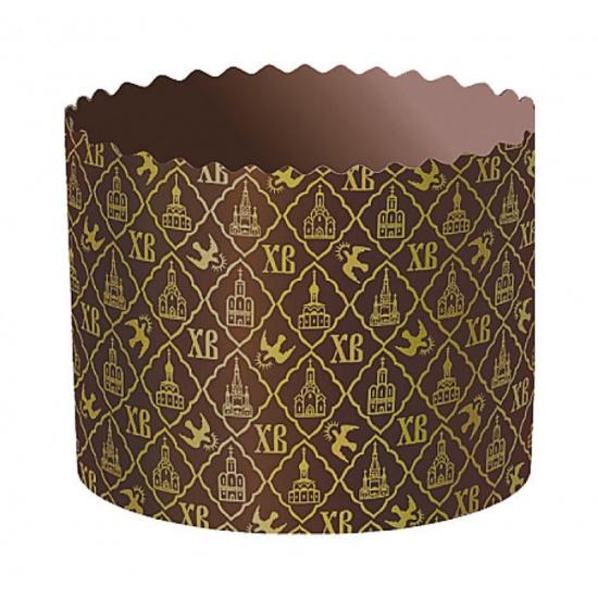 Форма бумажная для кекса, маффинов и кулича хв d70xh60мм (2000 шт.) - 1