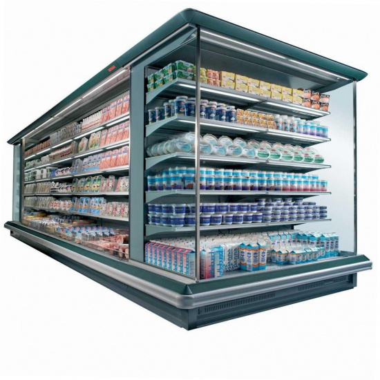 Горка холодильная berlino 3 lf 120/216 250s - 1