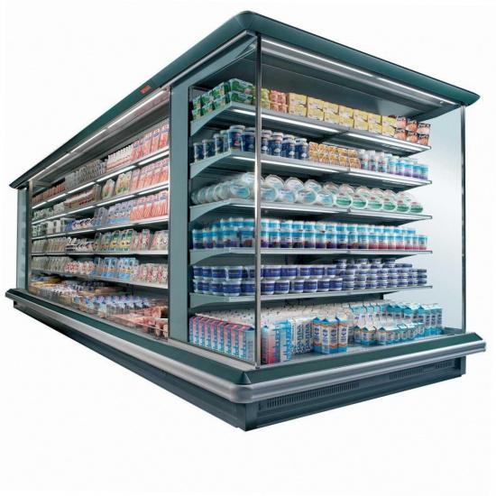 Горка холодильная berlino 3 lf 120/216 375s - 1