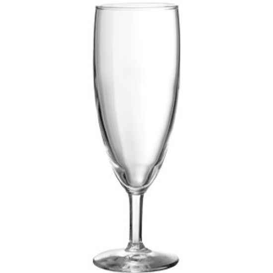 Бокал-флюте «Наполи» Durobor 0951/17, стекло, 170мл - 1