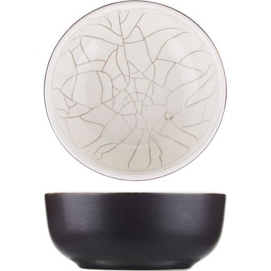 Салатник «день и ночь» dymov 157405, керамика, 300мл - 1