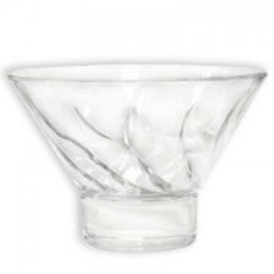 Креманка «Бэлл Пламя» Osz 1579, стекло, 200мл - 1