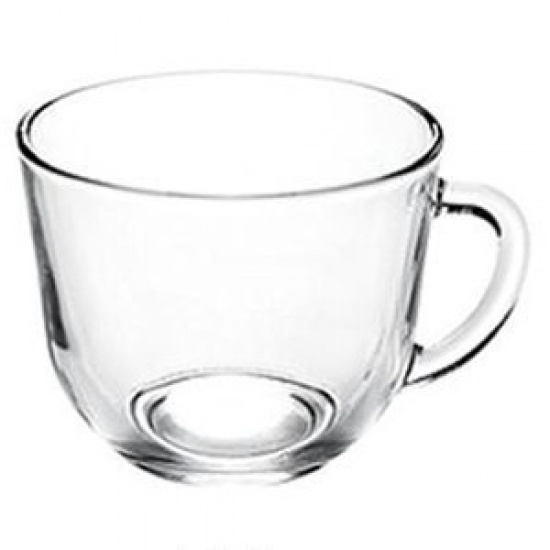 Чашка чайная «Гламур» Osz 1337, стекло, 200мл - 1