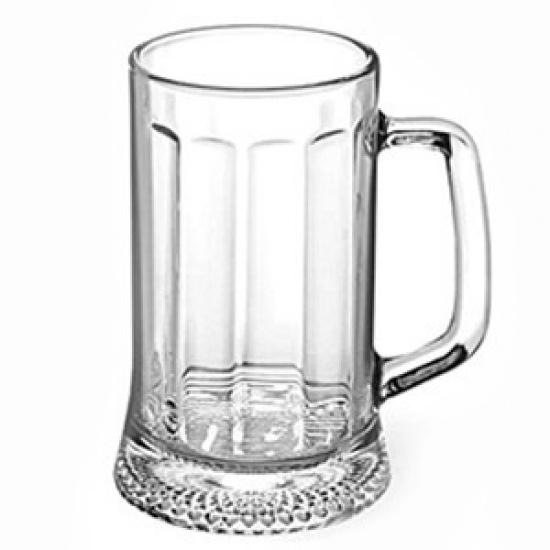 Кружка пивная «Ладья» Osz 1486, стекло, 330мл - 1
