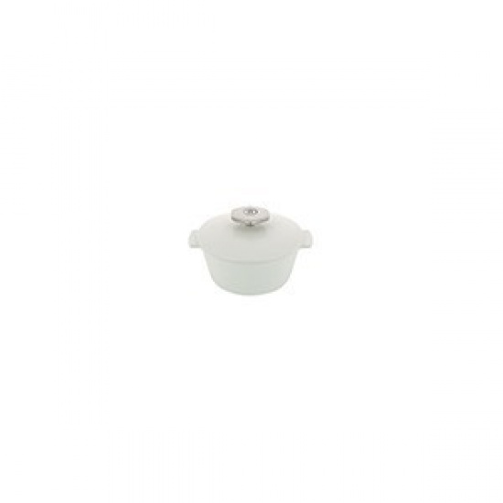 Кастрюля д/сервировки с крышкой «Революшн» Revol 649828, керамика, 0, 8л - 1