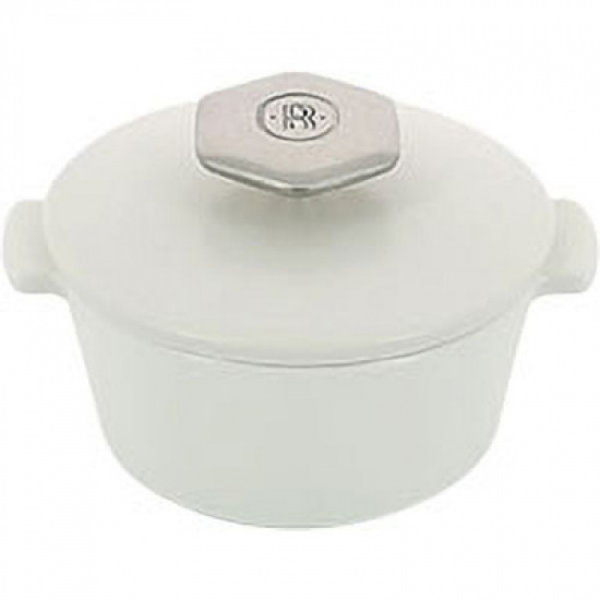 Кастрюля д/сервировки с крышкой «Революшн» Revol 649549, керамика, 200мл - 1