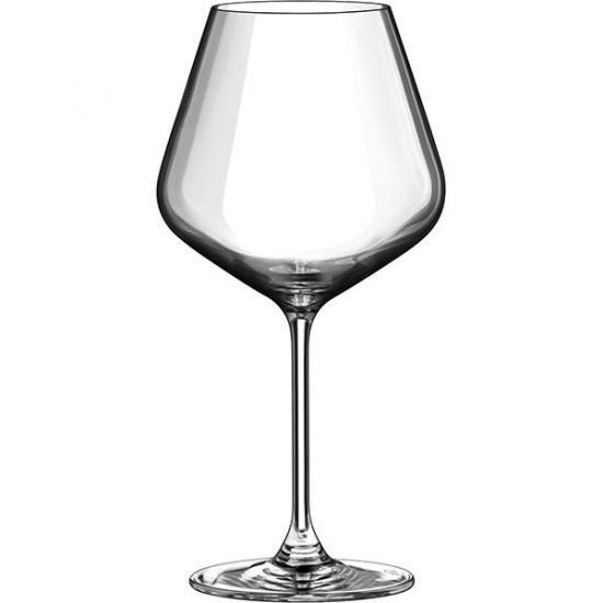 Бокал д/вина «Ле вин» Rona 6605 1000, хр.стекло, 0, 69л - 1