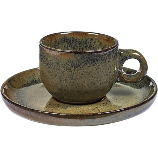 Пара кофейная д/эспрессо «Серфис» Serax B5116224B, керамика, 100мл - 1