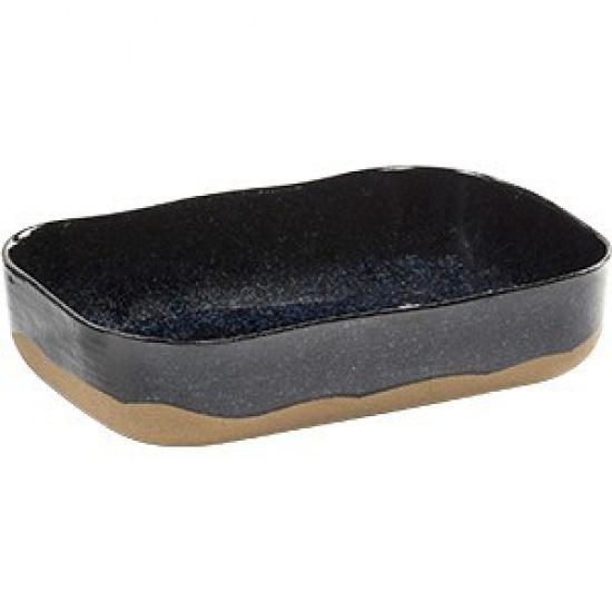 Блюдо глубокое №5 «Мерси» Serax B5117117, песчаник, H=5, L=230, B=150мм - 1
