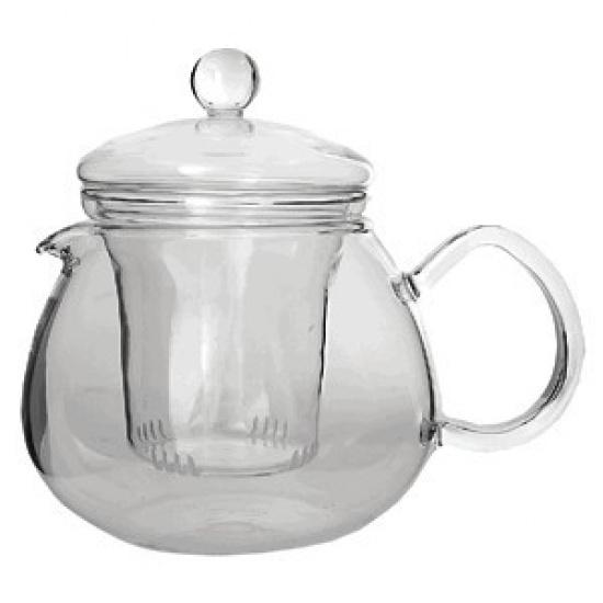 Чайник «Прити ти-2» Trendglas 108021, стекло, 0, 5л - 1