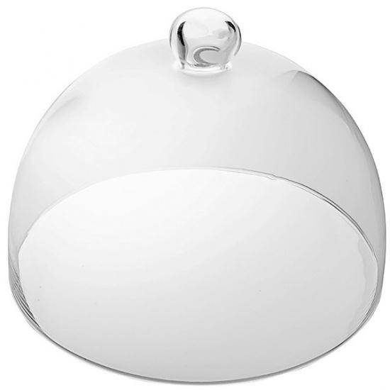 Крышка д/тортовницы «Сан Марко» Vidivi 65296, стекло, D=27, 5, H=20, 5см - 1