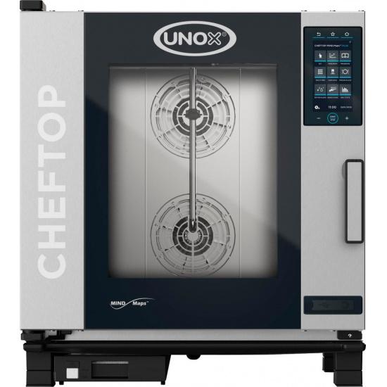 UNOX S.p.A. Пароконвекционная печь газовая модель XEVC-0711-GPRM - 1