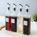 Бутылки для масла, уксуса, соусов